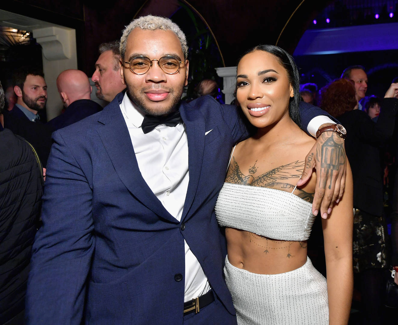 Kevin Gates Serenades His Wife In Ridiculous Fashion; DaBaby & MoneyBagg Yo Laugh Along