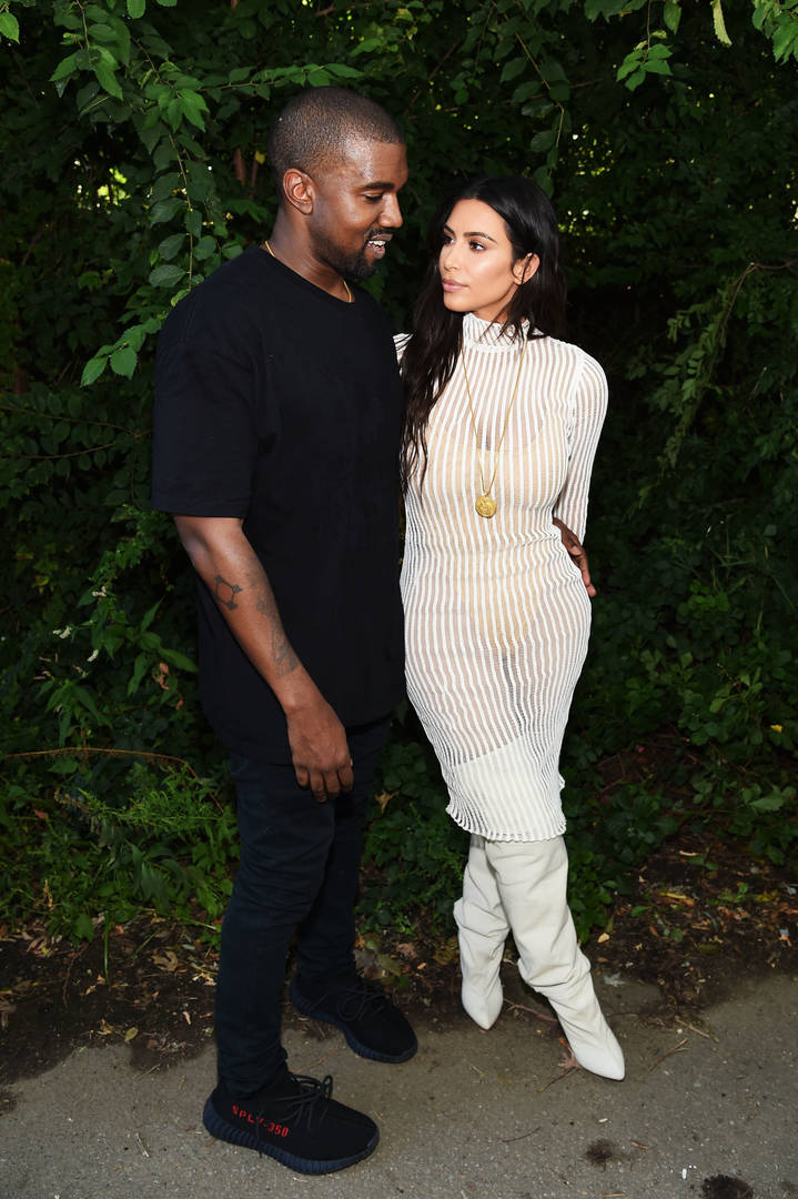 Kanye West Donates $1 Mill To Kim Kardashian West's Favorite Charities For Her BDay