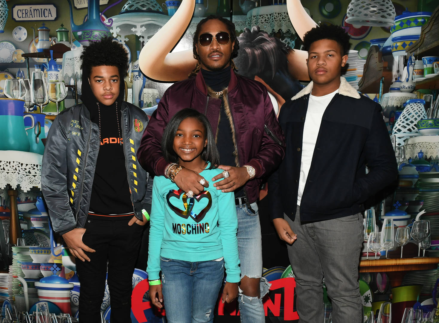 Future Named In Paternity Suit For 8th Alleged Child