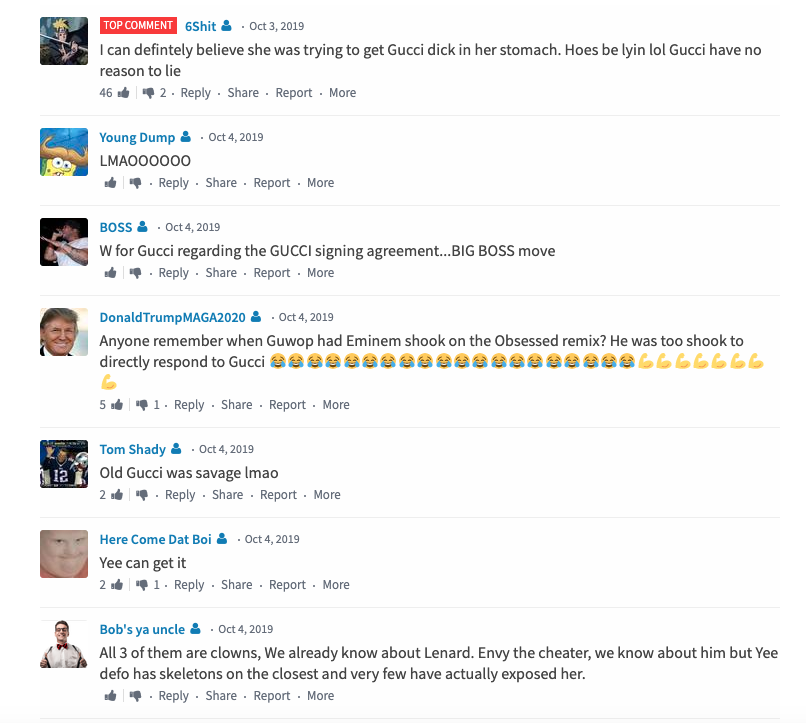 Gucci Mane's Breakfast Club Beef: Check Out The Reactions
