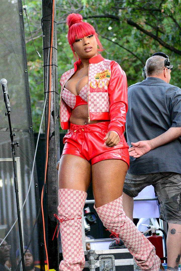 Megan Thee Stallion Exposes Make-Up Artist With The Harsh Reality