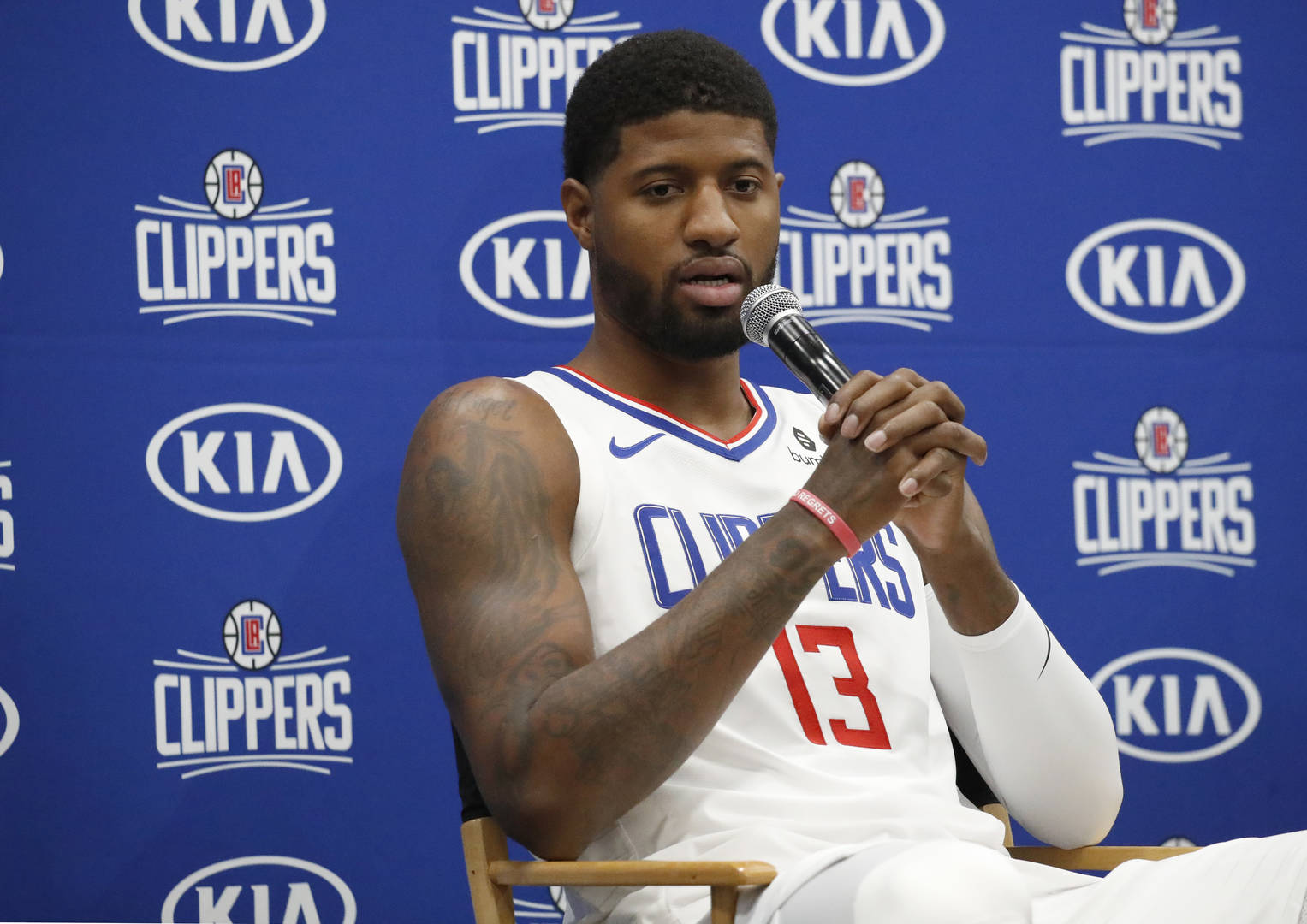 Paul George Could Be Back With The Clippers Sooner Than You Think: Report