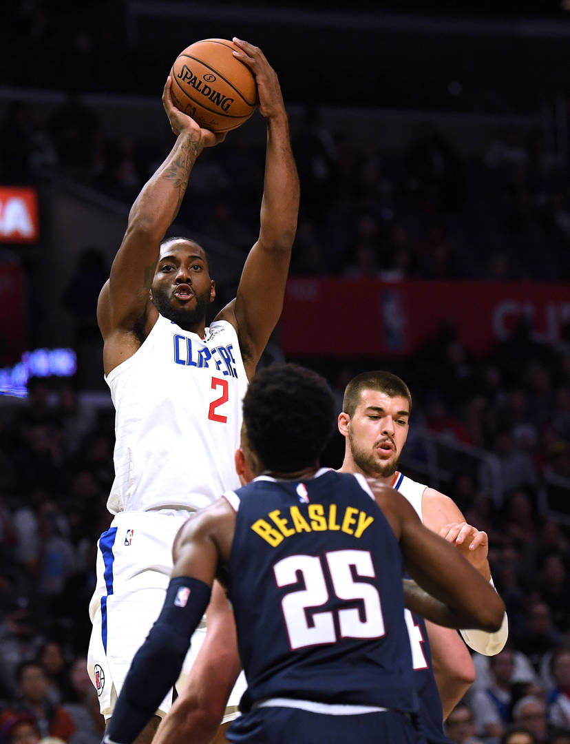 Clippers Star Kawhi Leonard Says He Was Emotional Prior To Battling Lakers In Hometown