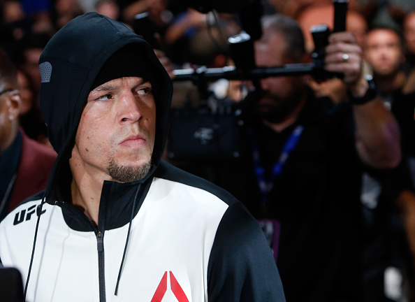 Nate Diaz Pulls Out Of UFC 244 Over Tainted Test Allegations