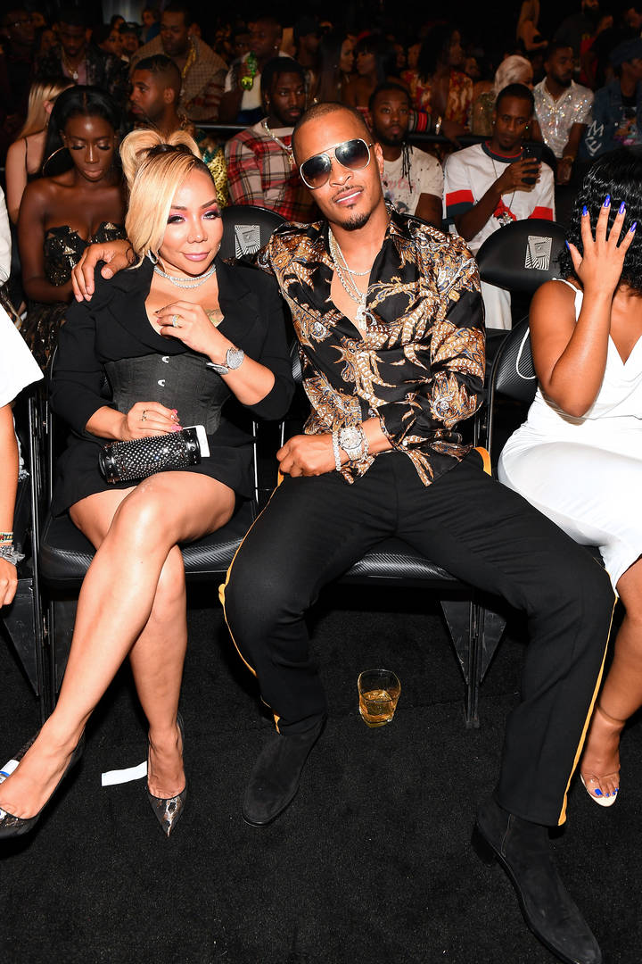 """T.I. Applauds Tiny For Being So """"Tolerable"""" During Their Marriage"""