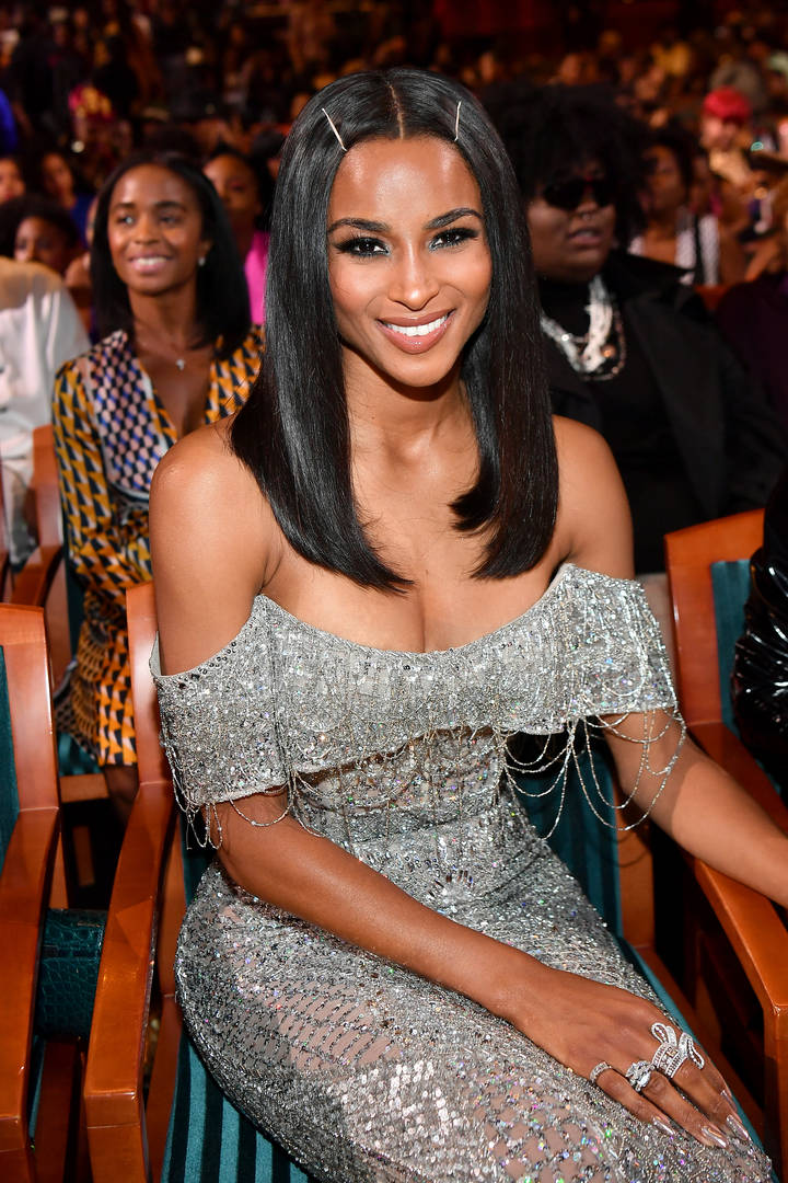 Ciara's Children Approve All Of Her Songs Before They're Released