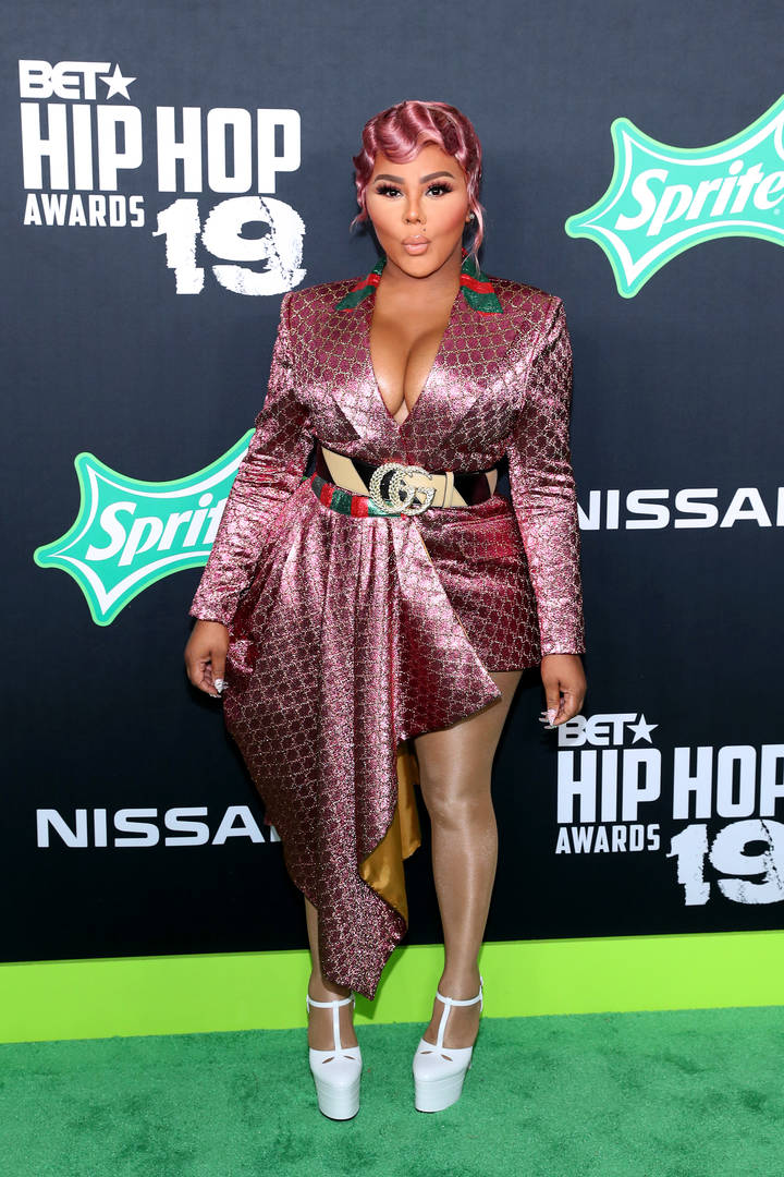 Lil Kim Names Teyana Taylor & Lil Mama To Possibly Play Her In A Biopic