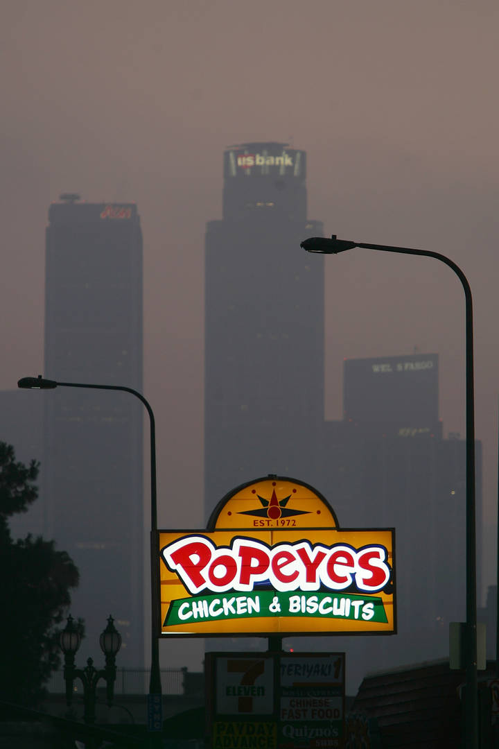 """You Can Buy A Sexy """"Sold Out Popeyes Chicken Sandwich"""" Costume For Halloween"""