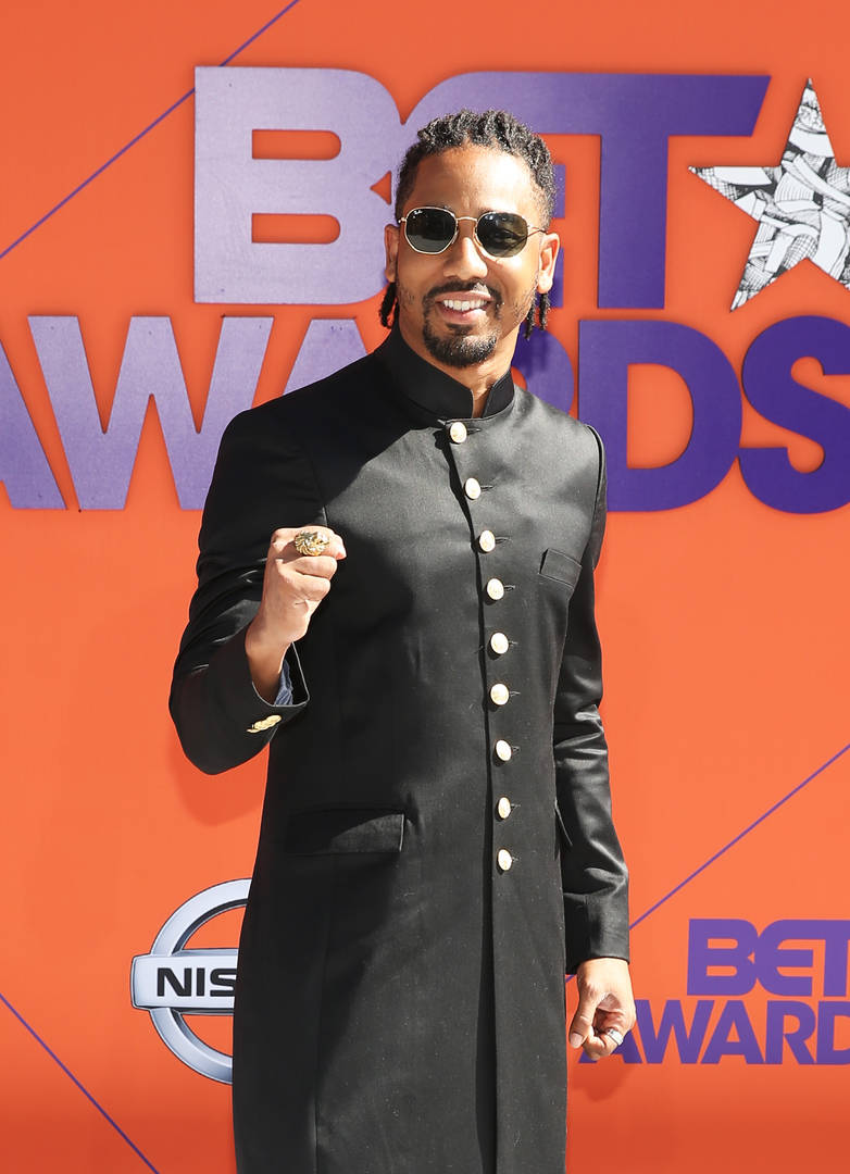 """Brandon T. Jackson Shares More About """"Big Mommas"""" Role, Says He Was Cursed By God"""