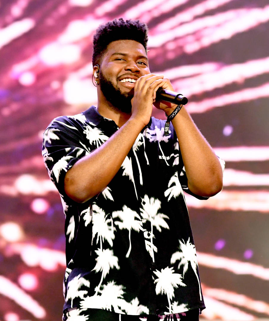 Khalid Says He Can't Stop Leaking His Own Songs