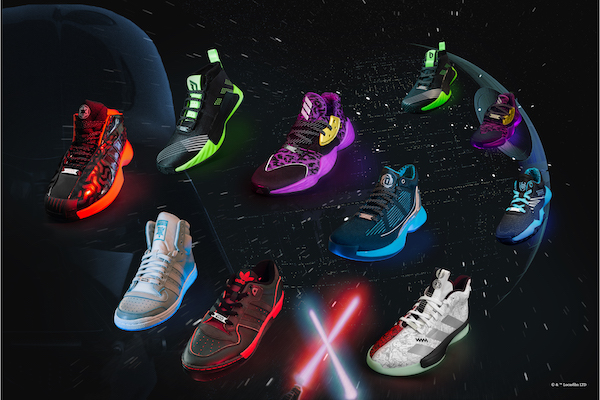 Adidas Announces Star Wars Sneaker Collection: Release Details