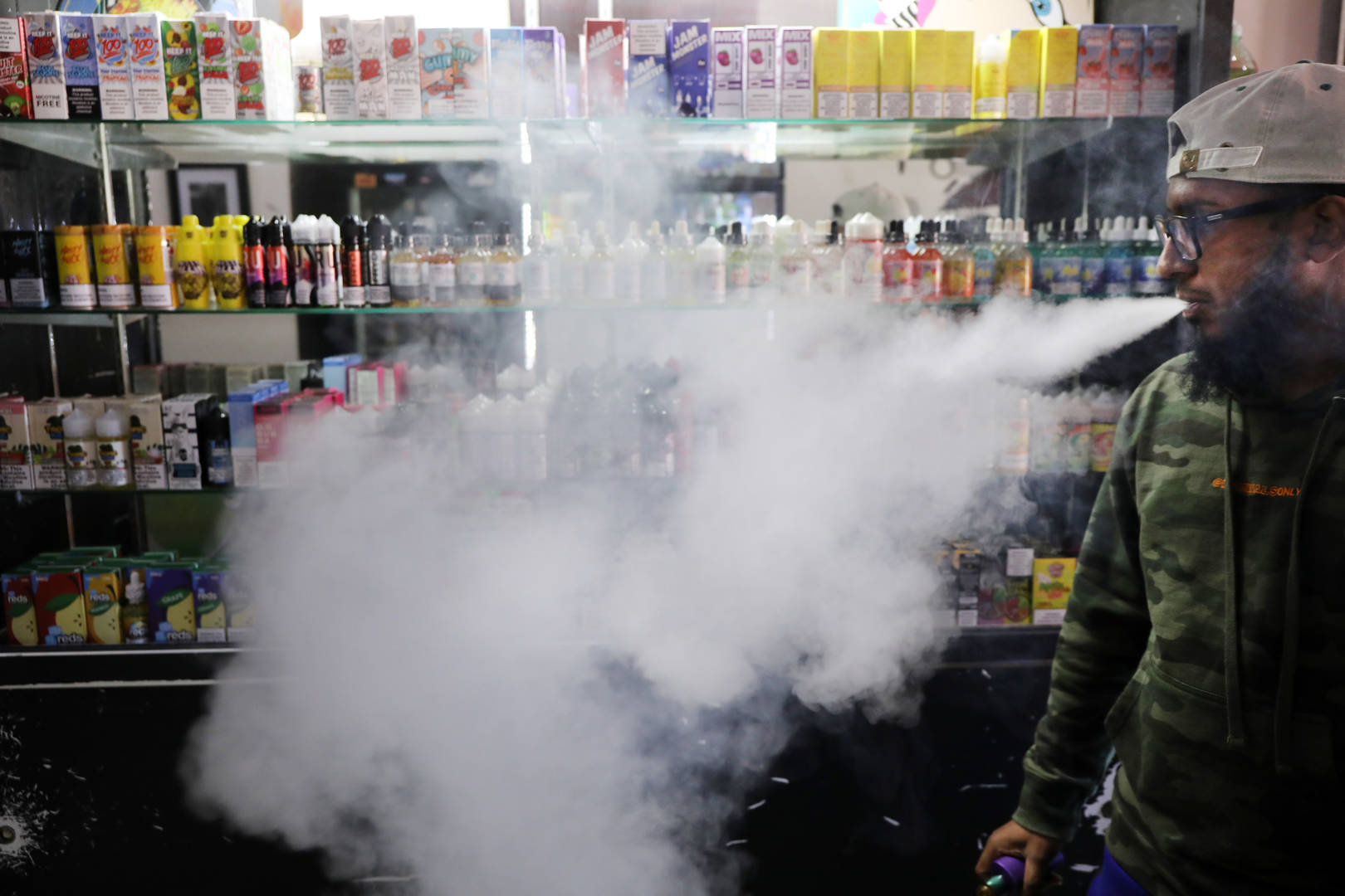 Vaping-Related Deaths Linked To THC More Frequently Than Nicotine