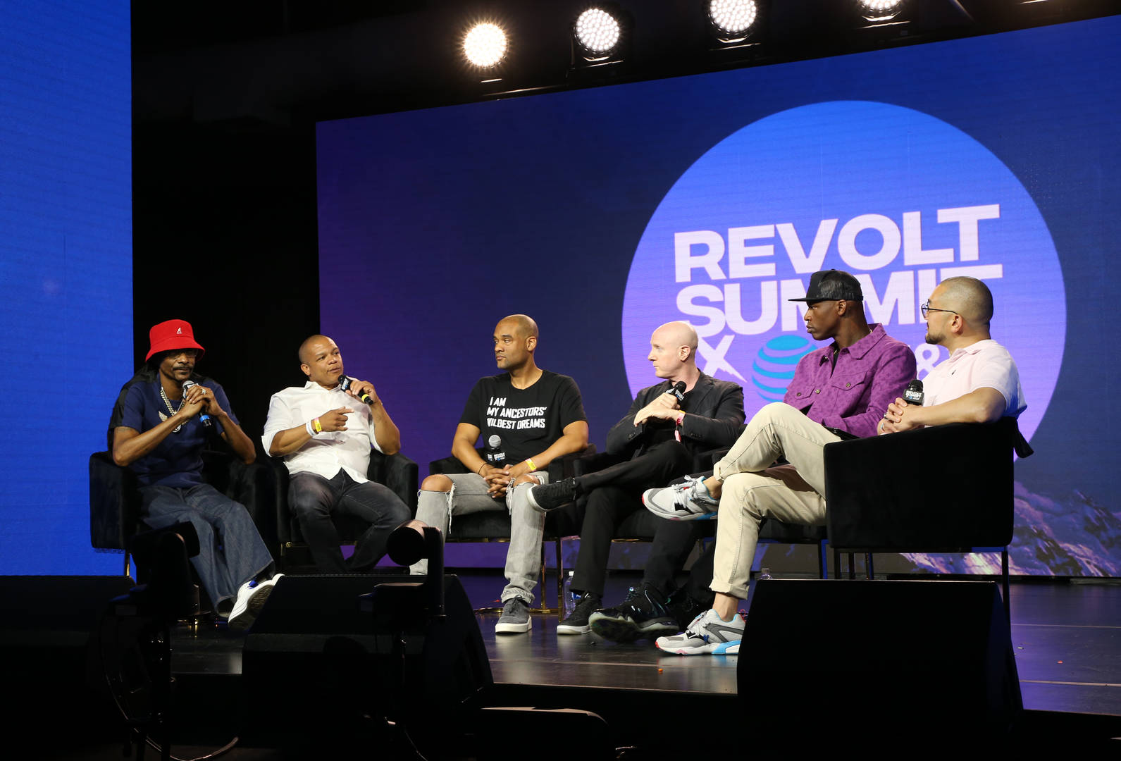 The Cannabis Business Is Boomin & Now's The Time To Get Involved: Revolt Panel Highlights