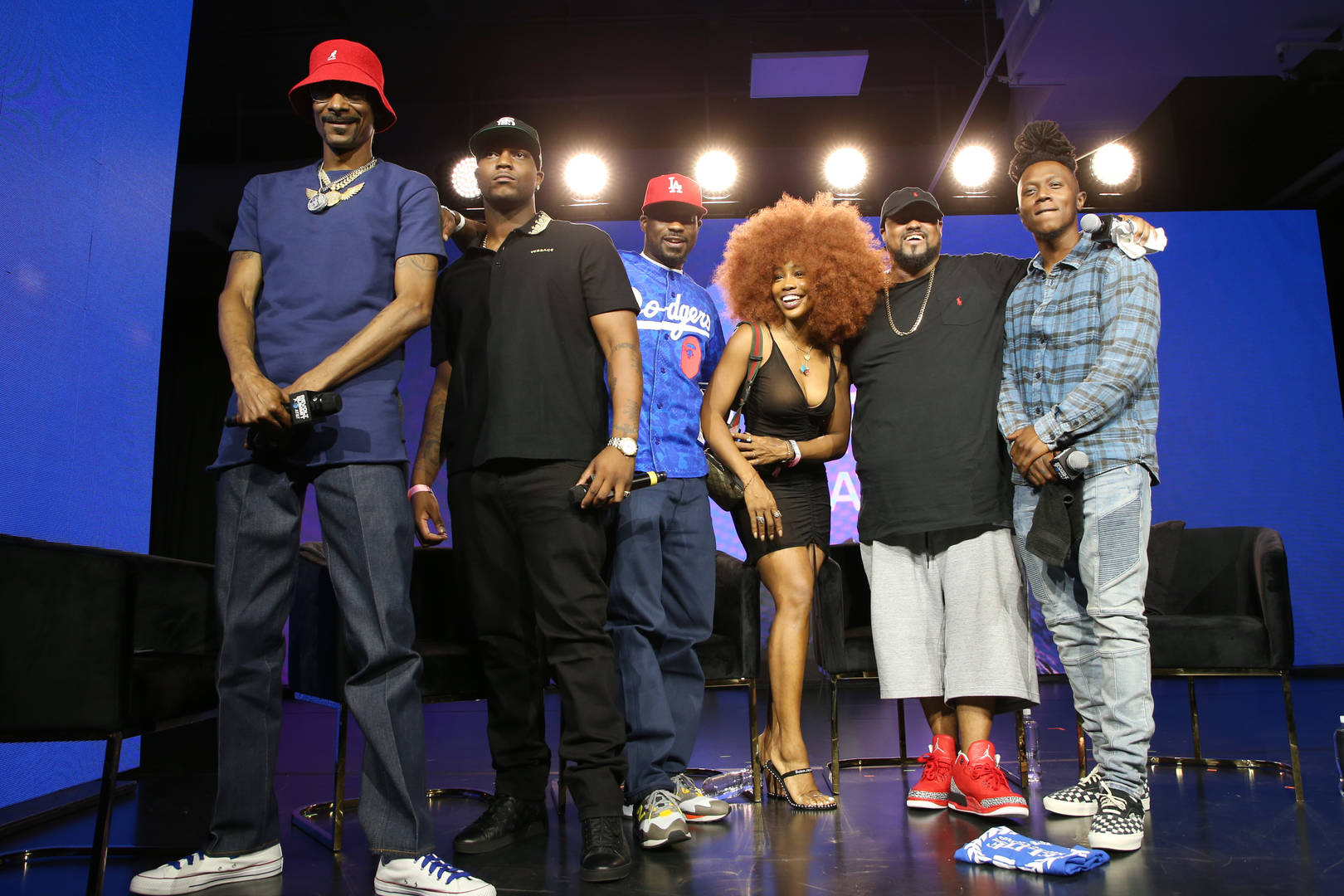 What Does It Take To Sign To TDE? Revolt Summit Panel Highlights