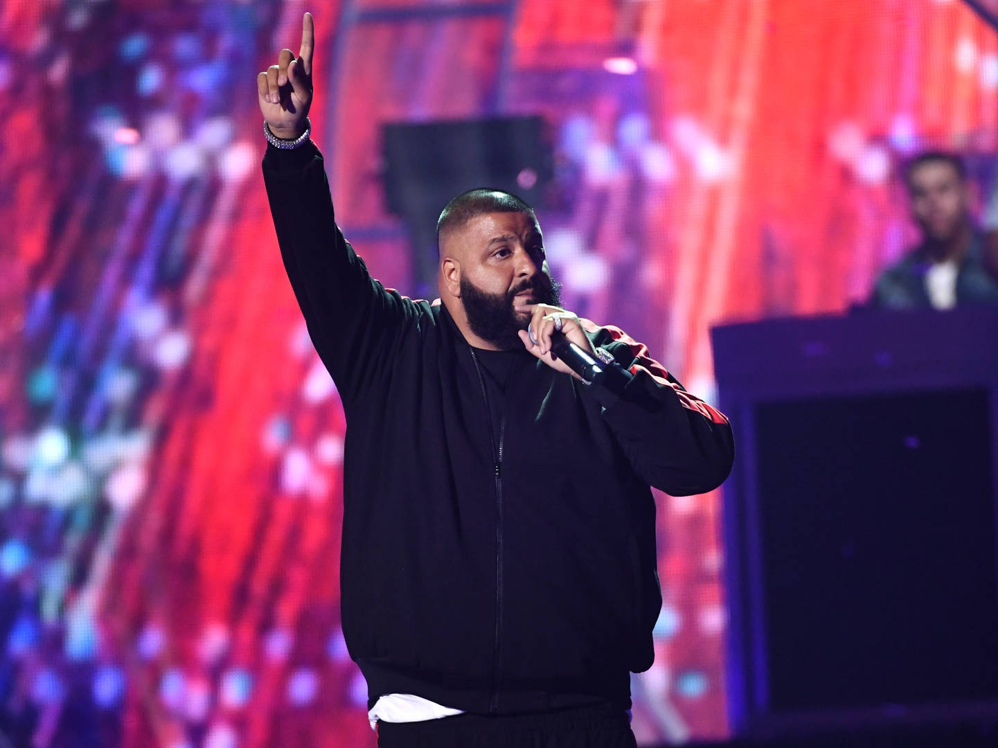 DJ Khaled Shows Off Iced Out Gifts From Jay-Z & Drake