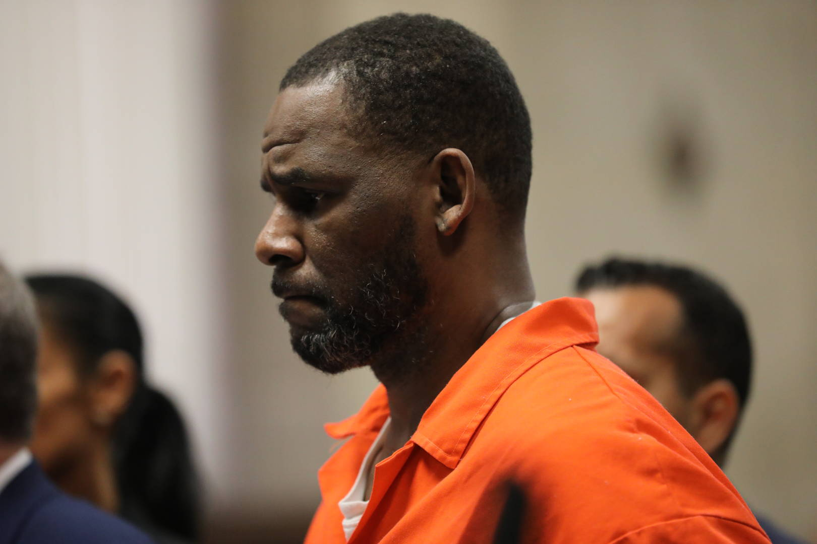 R. Kelly Ordered To Use Royalties To Pay Child Support
