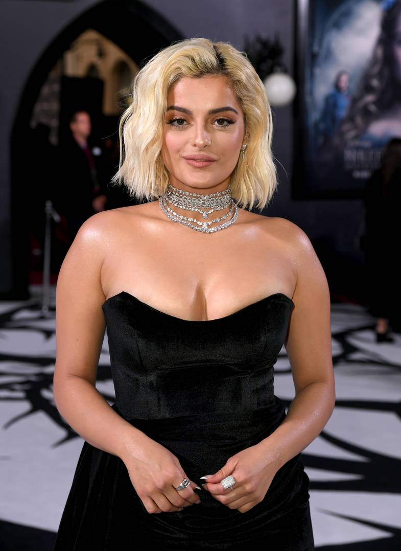 Bebe Rexha Shows Off Her Bootyful Frame On Instagram