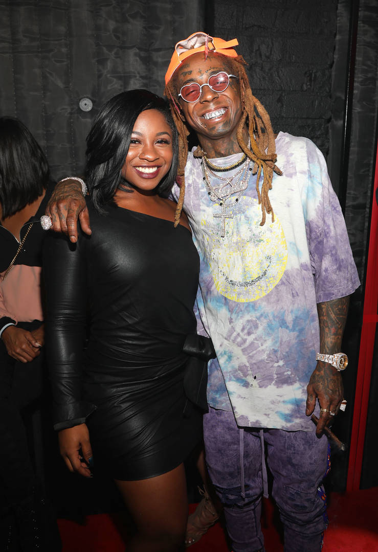 "Reginae Carter's Family Dress As ""Us"" For Halloween But Don't Tell Jordan Peele"