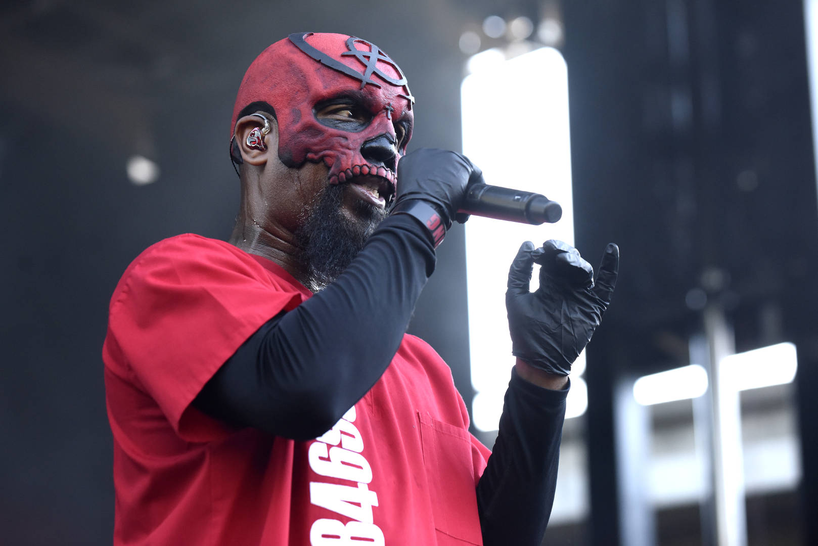 """Tech N9ne Is The King Of Darkness: Horror Movies, Inspirational Nightmares, & Making """"KOD"""""""