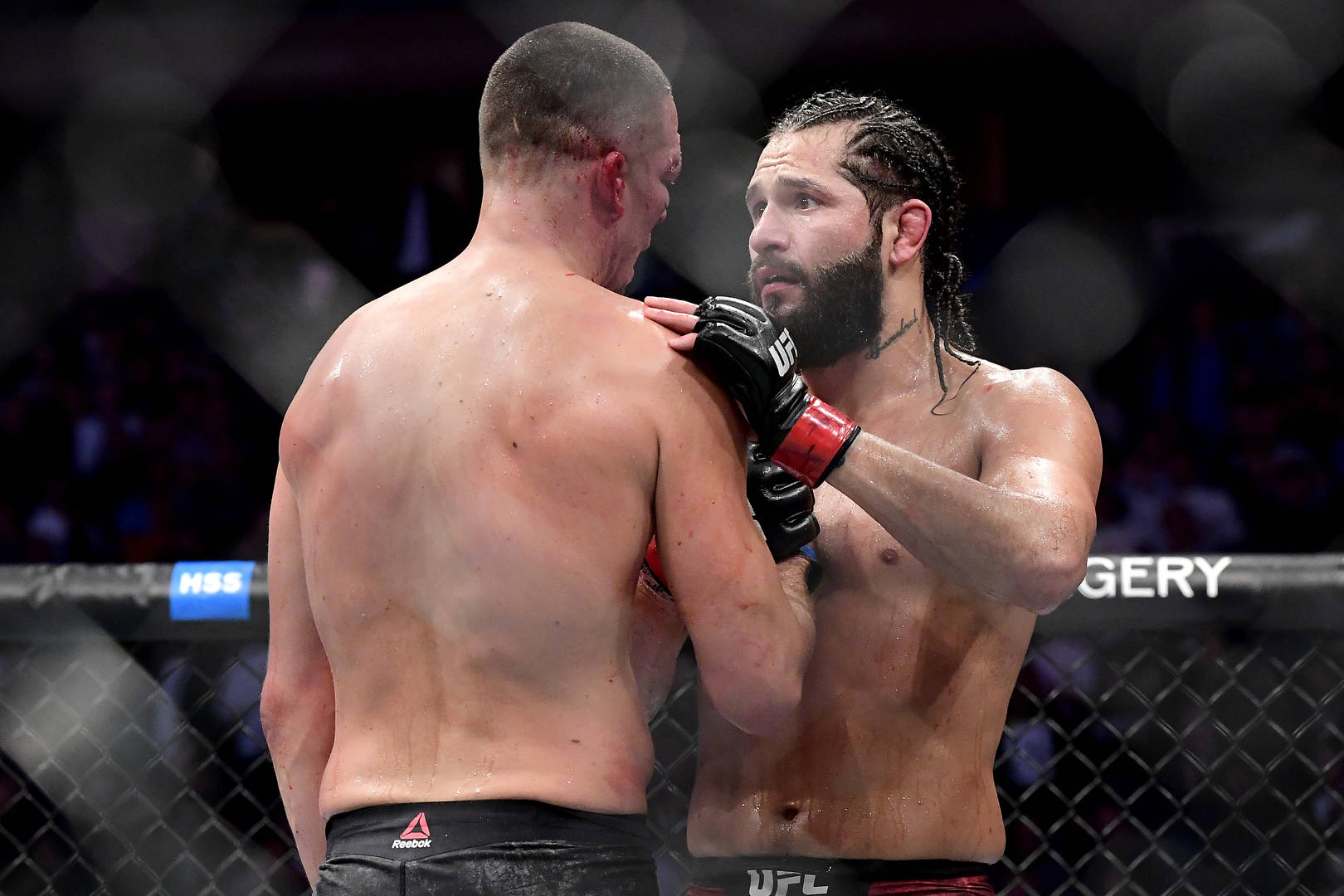 UFC's Jorge Masvidal Is Serious About Switching To Boxing And Eyes 'Canelo'