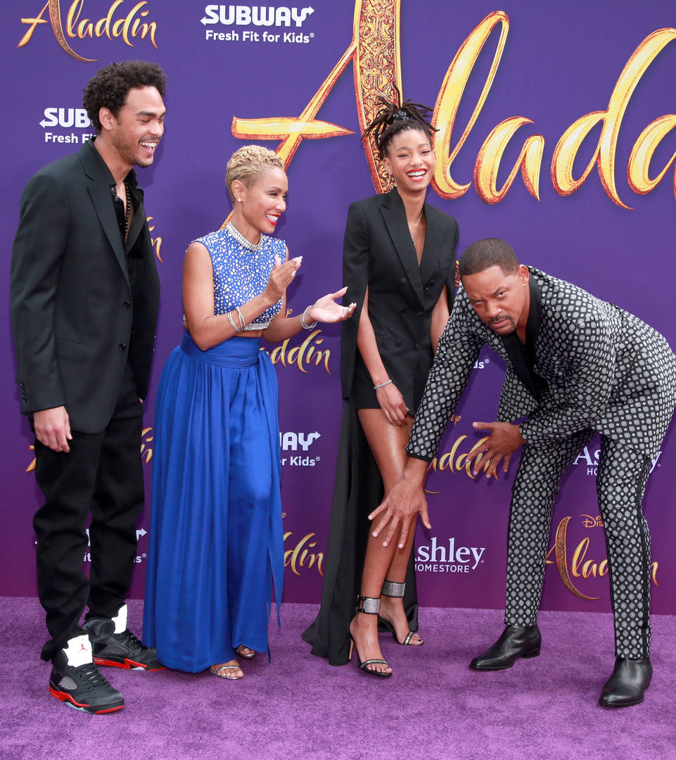 """Jada Pinkett Smith Admits She Once Found Willow's Tears To Be """"So Offensive"""""""