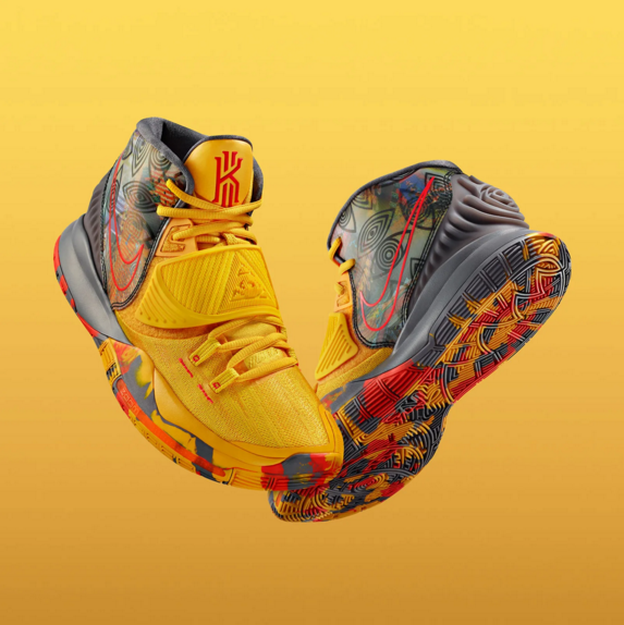 Kyrie Irving's Nike Kyrie 6 Releasing In 11 City-Inspired Colorways: First Look