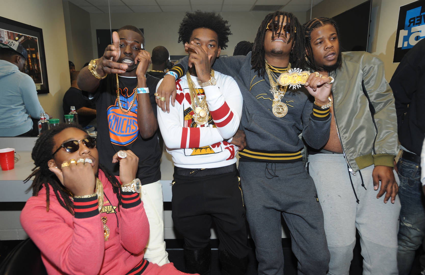 """Quavo Reveals That He Bought Back The House Where Migos' """"Versace"""" Was Recorded"""