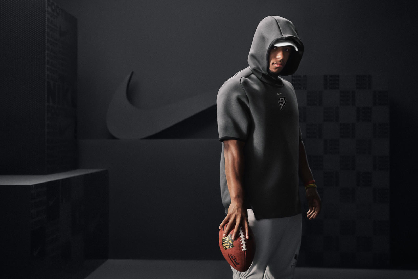 Nike Unveils Saquon Barkley's New Logo & Apparel Collection: First Look