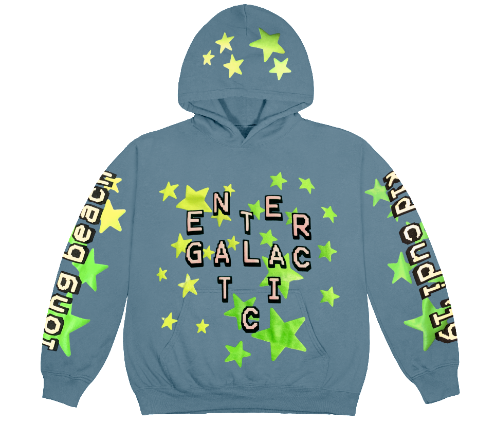 """Kid Cudi Releases First Piece Of Merch For His Next Album, """"Entergalactic"""""""