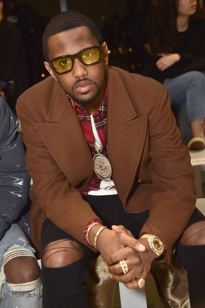 """Fabolous' Sister Goes Off About Emily B & Feeling Left Out: """"Kiss My A**"""""""