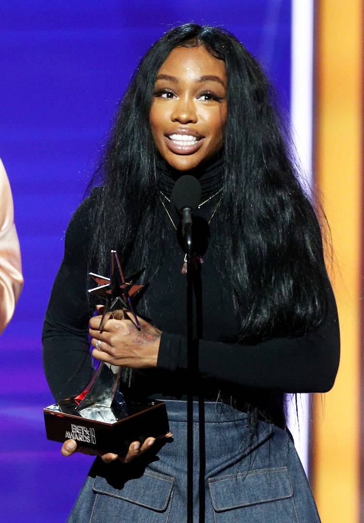 SZA Reveals Teenage Celebrity Crush & What Grosses Her Out In Light Of 29th Birthday