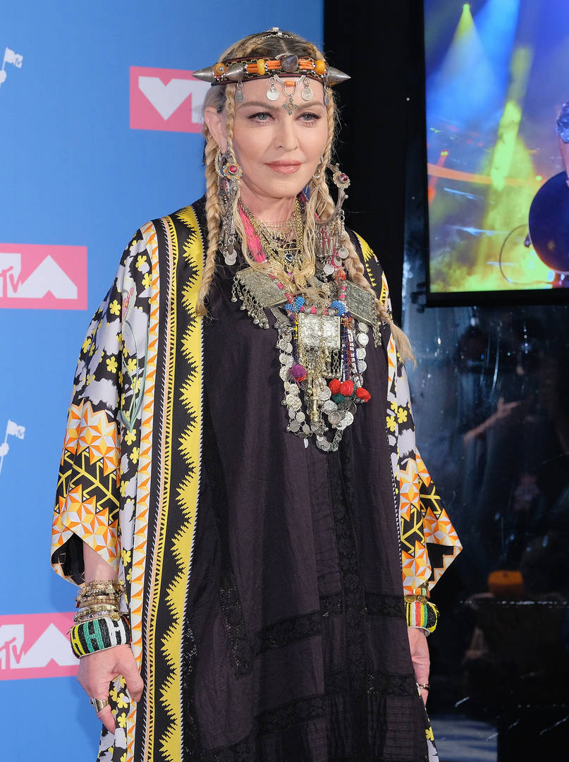 Madonna Sued By Fan Over Later Concert Start Times Of Madame X Tour