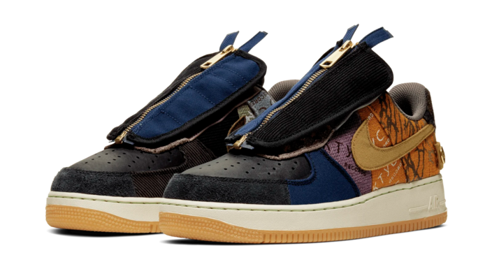Travis Scott's Nike Air Force 1 Low Already Reselling For 5x