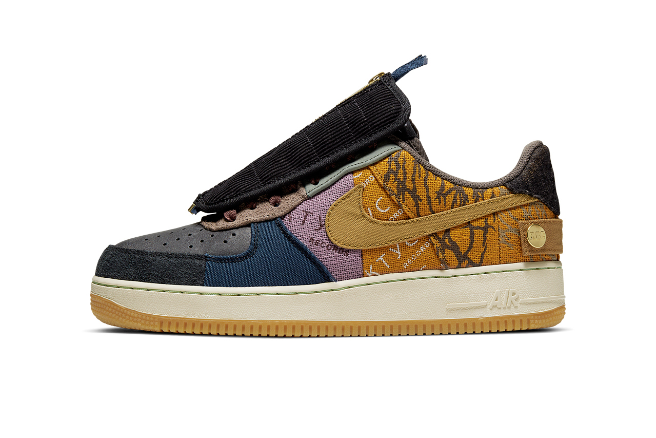 Travis Scott's Nike Air Force 1 Low Already Reselling For 5x Retail Price