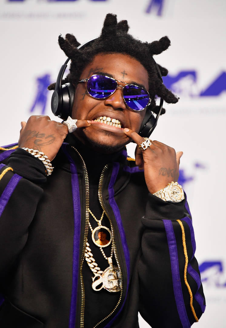Kodak Black Sentenced To 3 Years In Prison