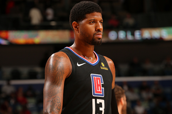 Paul George Highly Critical Of His Clippers Debut: �I Thought I Was Terrible�
