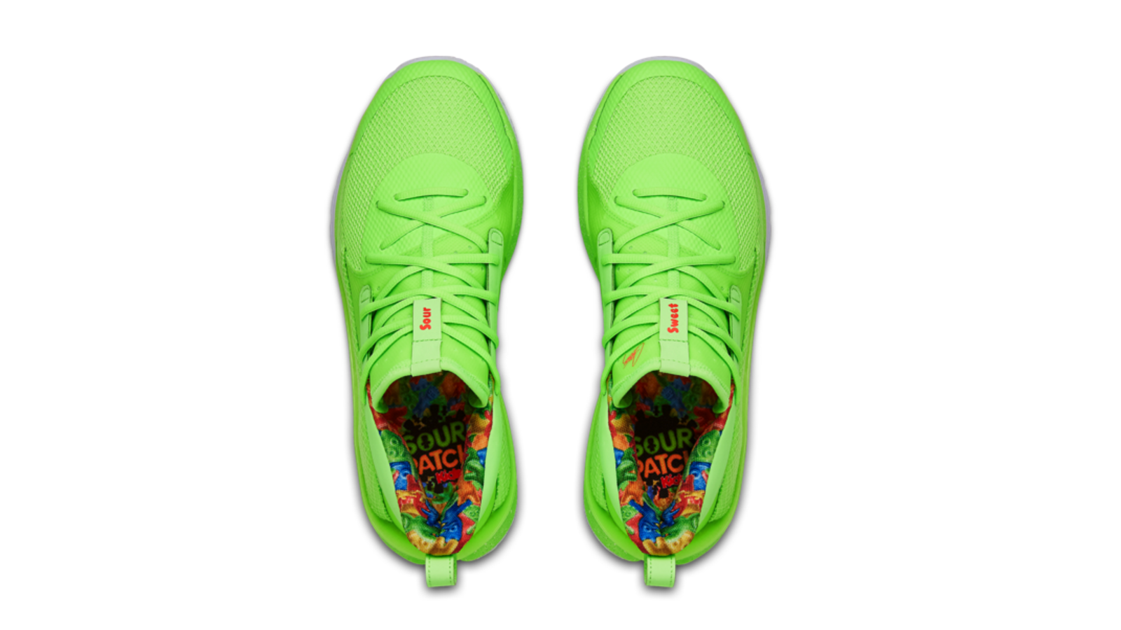 Steph Curry x Sour Patch Kids Announce Under Armour Curry 7 Collection