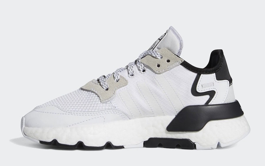 "Star Wars x Adidas Nite Jogger ""Stormtrooper"" Release Date Announced"