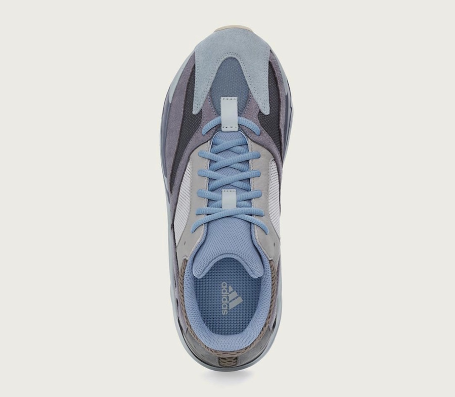 "Adidas Yeezy Boost 700 ""Carbon Blue"" Coming Soon: Official s"