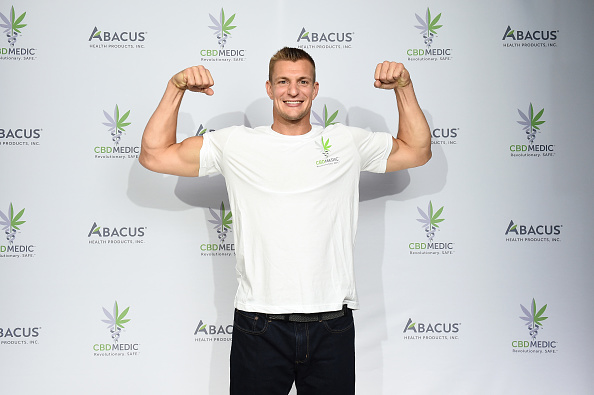 """Rob Gronkowski Reveals His """"Big Announcement"""" For Super Bowl Weekend"""