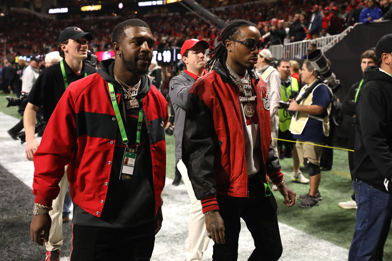 "Quavo Wants Colin Kaepernick On Atlanta Falcons: ""Get Matt Ryan Out Of There!"""