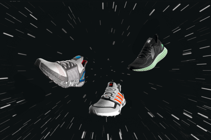 Adidas Announces Star Wars Space Battle Sneaker Pack: Release Details
