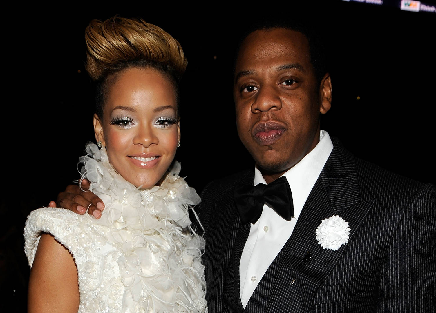 "An Unreleased Jay-Z & Rihanna Collab Exists & It's ""So F*cking Hard"""