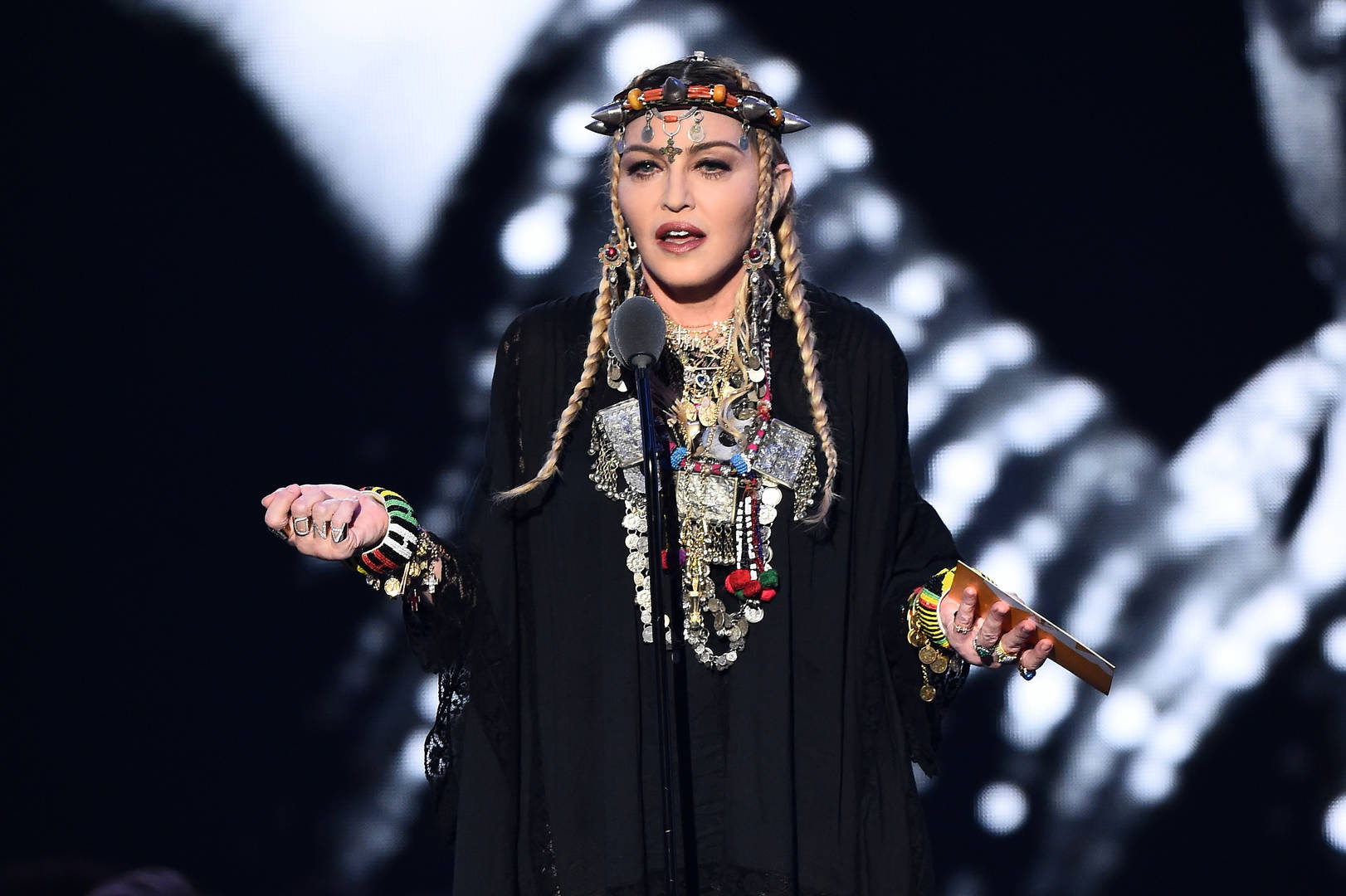 Lil Nas X Has Madonna's Attention After She Teases Collaboration