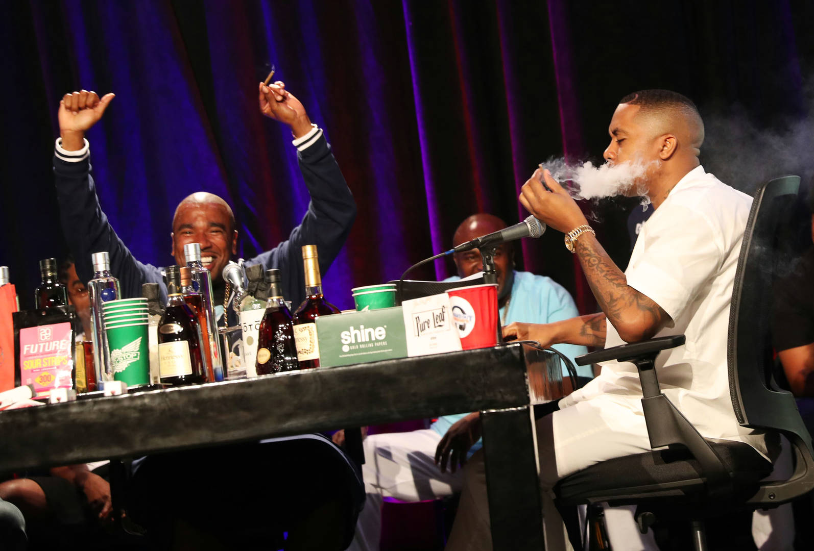 N.O.R.E.'s Art Of Storytelling: Drink Champs, The NY Come-Up, & The Most Misunderstood Rapper