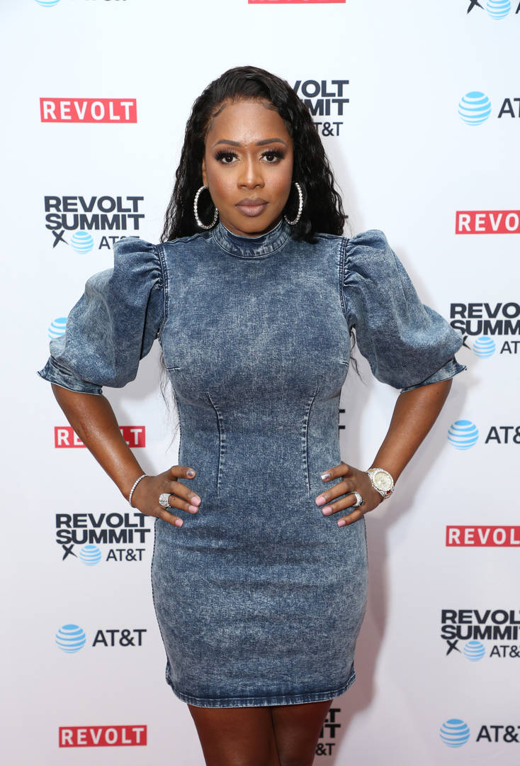 """Remy Ma Claims To Make """"7 Figures A Year"""" Off Of """"Lean Back"""" & """"All The Way Up"""""""