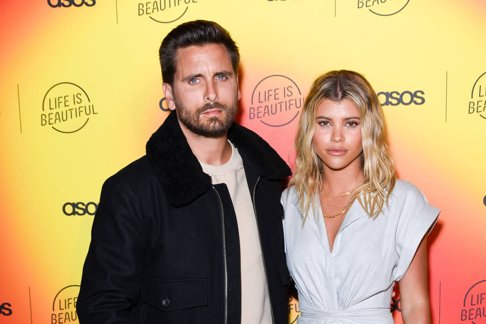 "Kourtney Kardashian ""Supported"" Scott Disick's Thanksgiving With Sofia Richie"