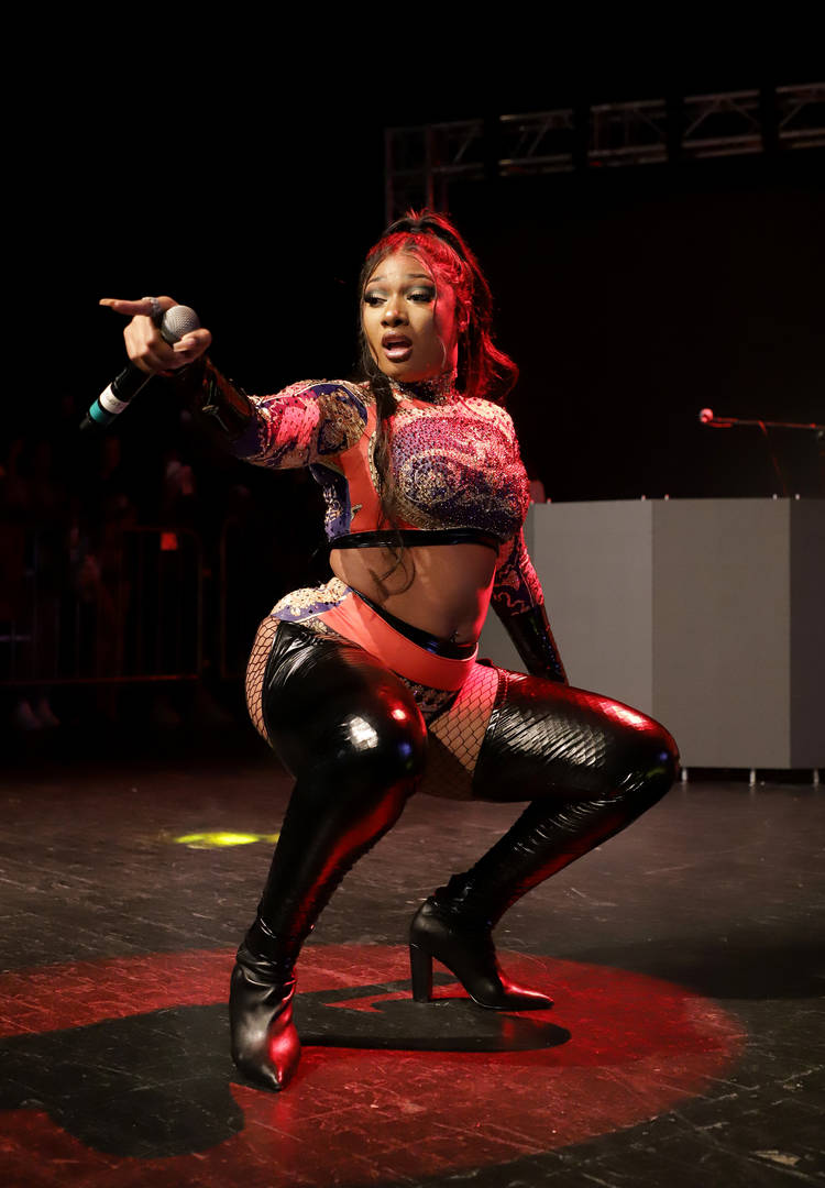 Megan Thee Stallion Questions How She'll Get Homework Done In Between Photoshoots