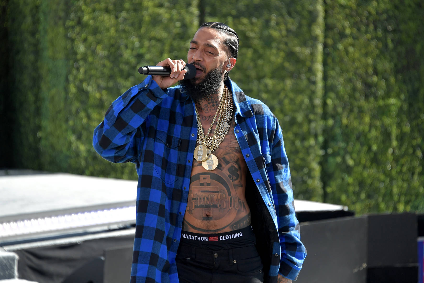 """Ava DuVernay """"Grateful"""" For Nipsey Hussle's Contribution To """"When They See Us"""""""