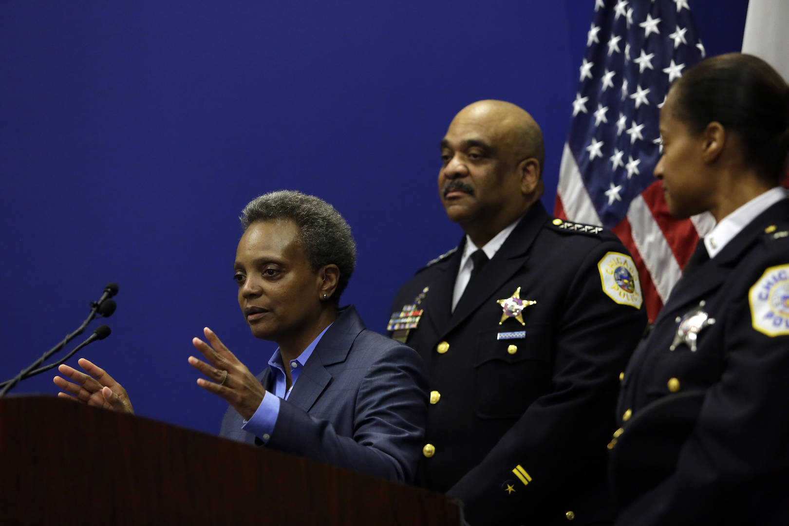 "Chicago Police Superintendent Who Sued Jussie Smollett Fired After ""Series Of Ethical Lapses"""